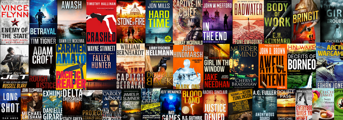 Meet the Thriller Author Podcast