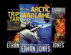 Ethan Jones Justin Hall Thrillers