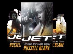 Russell Blake Jet Series