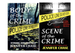 Jennifer Chase Thrillers