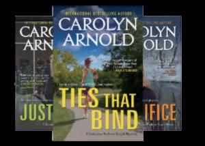 Carolyn Arnold Detective Madison Knight Series