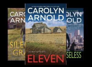 Carolyn Arnold Books