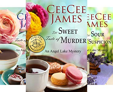CeeCee James Book Covers