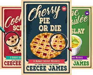 CeeCee James Baker Street Cozy Mysteries