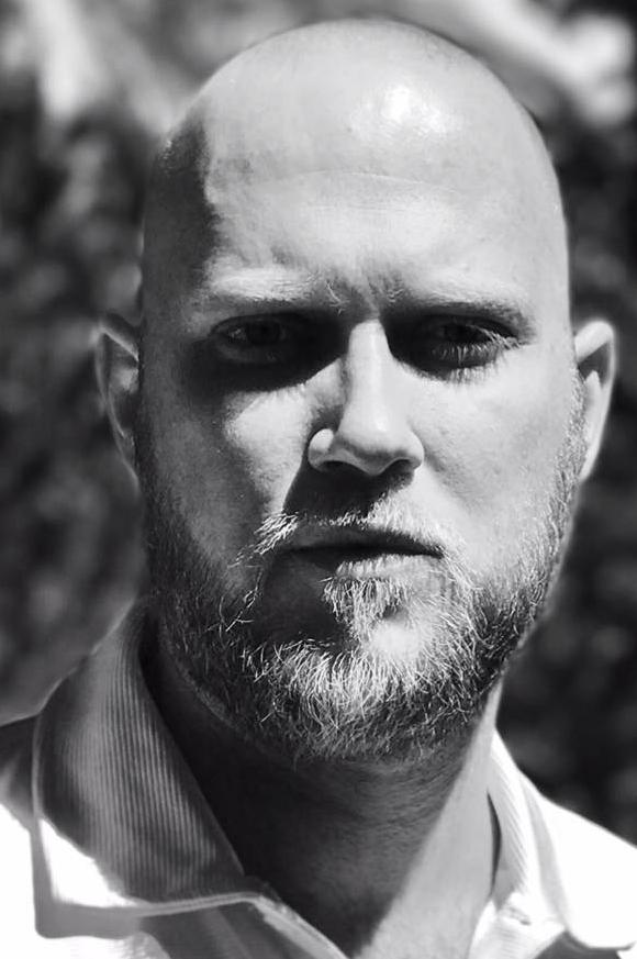 Author Nick Thacker Interview