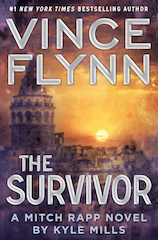 Vince Flynn The Survivor by Kyle Mills