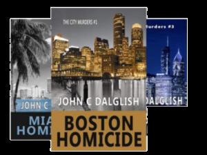 John C. Dalglish The City Murders Books
