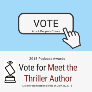 2018 Podcast Awards Meet the Thriller Author