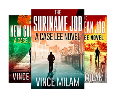 Vince Milam Books