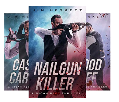 Jim Heskett Books