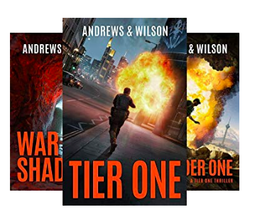 Tier One Thriller Series Books