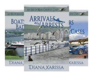 Isle of Man Ghostly Mystery Series