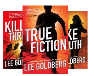 Lee Goldberg Ian Ludlow Thrillers