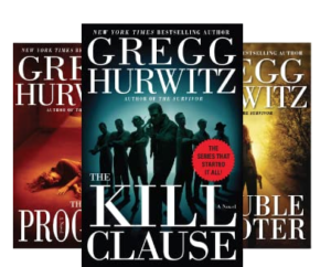 Tim Rackley Series by Gregg Hurwitz