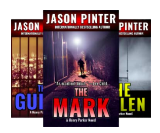 Henry Parker Series by Jason PInter