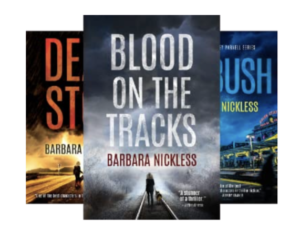 Barbara Nickless Sydney Rose Parnell Book Series