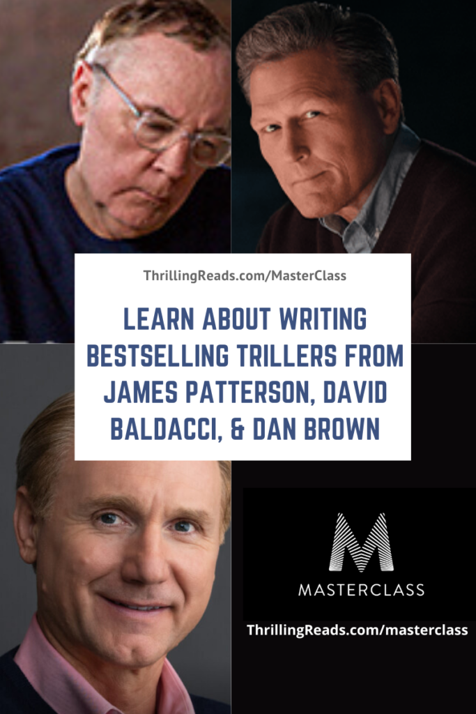 Masterclass on How to Write Thrillers