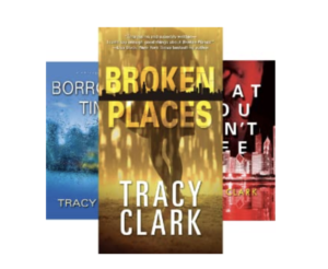 Chicago Mystery Series by Tracy Clark