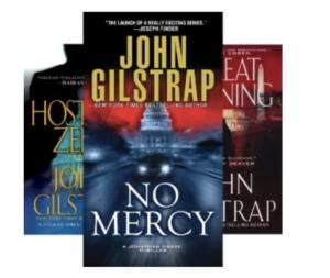 Jonathan Grave Thriller Series by John Gilstrap