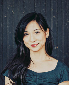 Author Lydia Kang