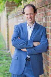 Author Brad Parks