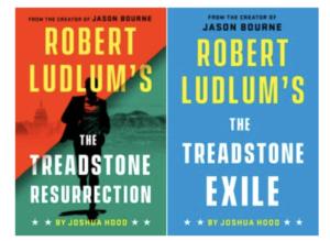 Joshua Hood Books