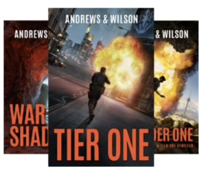 Tier One Thrillers by Andrews