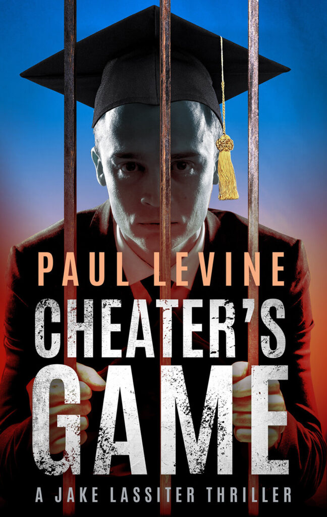 Cheater's Game by Paul Levine