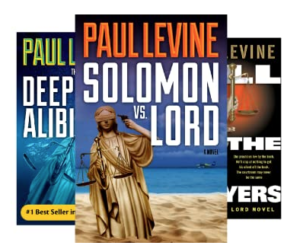 Solomon vs. Lord Legal Thrillers