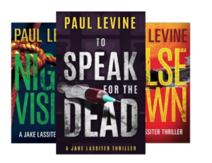 Jake Lassiter Legal Thrillers