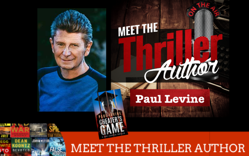Author Paul Levine Interview