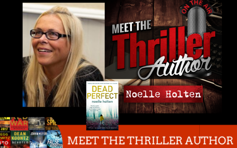 Noelle Holten Author Interview