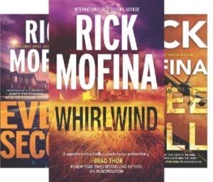 Rick Mofina Kate Page Series of Books