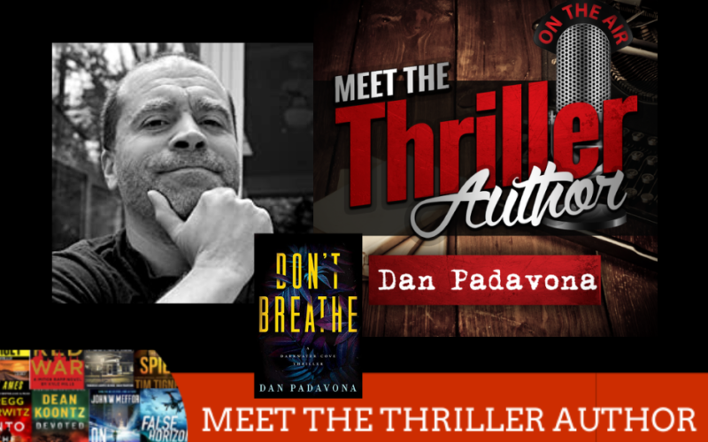 Author Dan Padanova interview