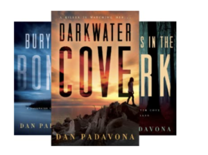 Darkwater Cover books by Dan Padanova