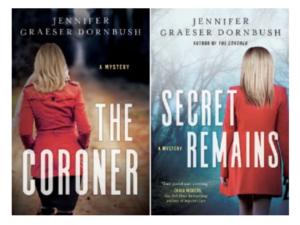 A Coroner's Daughter Mystery Books