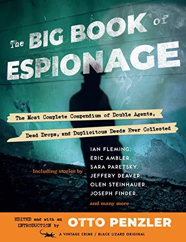 Otto Penzler The Big Book of Espionage
