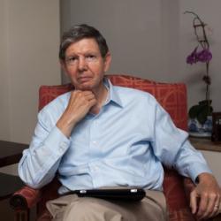Author Robert McCaw