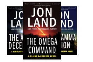 The Blaine McCracken Novels by Jon Land