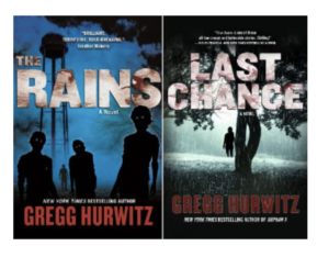 The Rains Brothers by Gregg Hurwitz