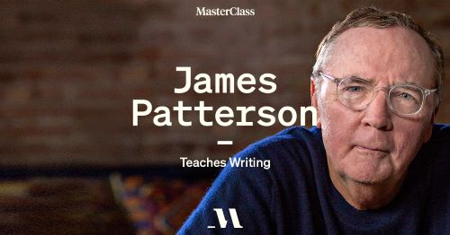 James Patterson's Masterclass.