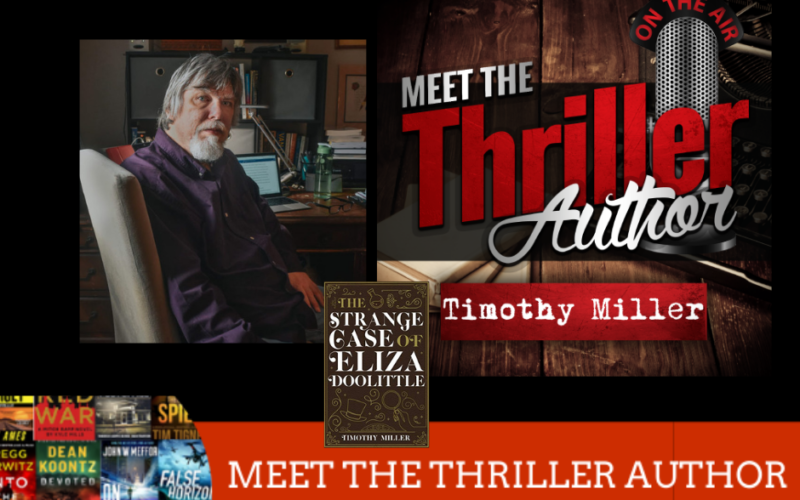 Timothy Miller Author interview