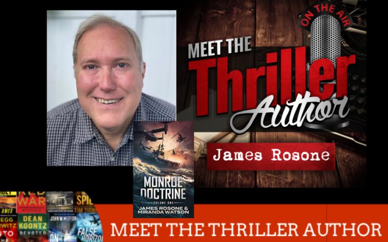 James Rosone Author Interview