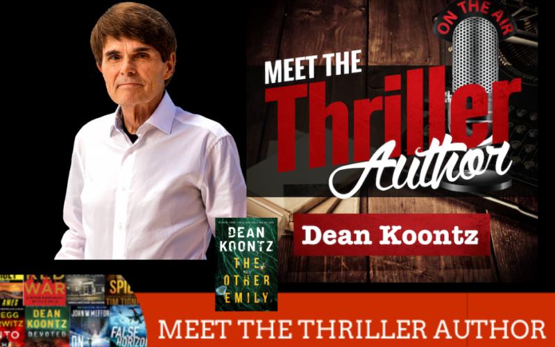 Dean Koontz interview.