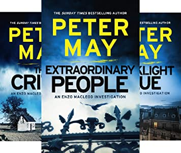 Peter May books