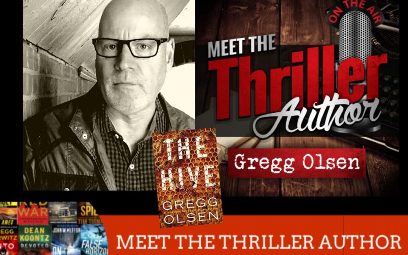 Gregg Olsen author interview