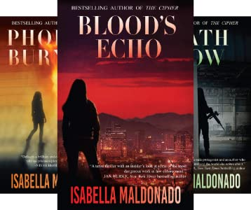 Veranda Cruz series by Isabella Maldonado.