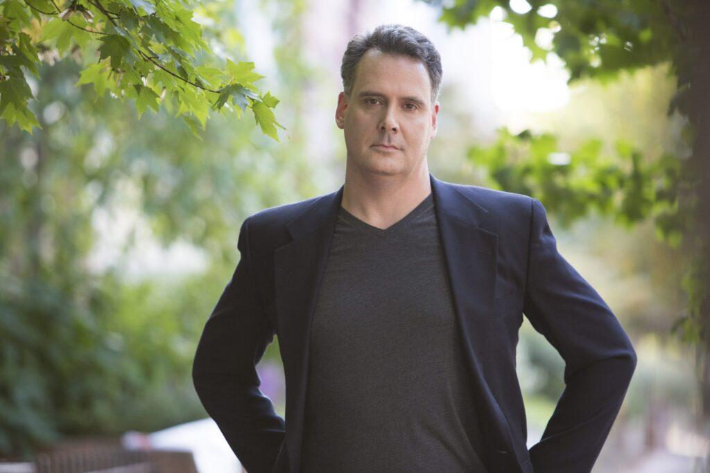 Author Matthew FitzSimmons interview.