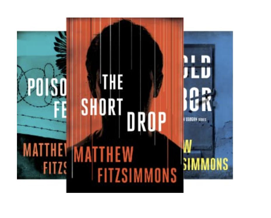 Gibson Vaughn Books by Matthew FitzSimmons